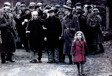 SCHINDLER'S LIST (1993) OLIWIA DABROWSKA STEVEN SPIELBERG (DIR) 025 MOVIESTORE COLLECTION LTD
